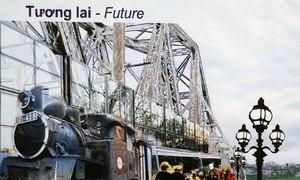 Di dời 9 nhịp cầu Long Biên để bảo tồn