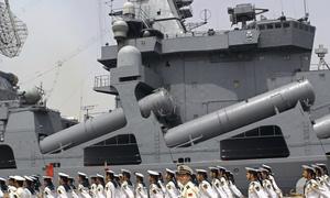 Tham vọng viễn dương của Hải quân Trung Quốc