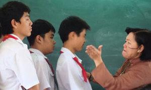 Khi thầy 'đánh thật' và 'đánh yêu' học trò