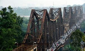 Cầu Long Biên chưa thể được công nhận di sản quốc gia