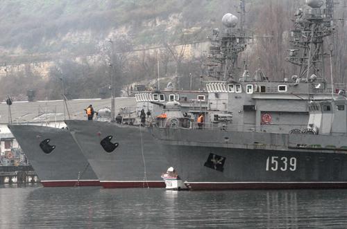 Vì có địa thế rất lợi hại, Sevastopol là một cứ điểm quan trọng của hải quân. Trong Chiến tranh vùng Krym quân Anh và Pháp bao vây Sevastopol gần một năm mới hạ được thành phồ này.