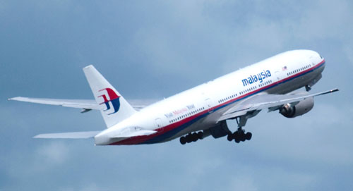 Một máy bay của Malaysia Airlines. Ảnh:malaysiaairlines.vn