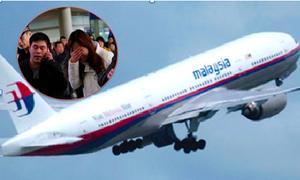MH370 rơi ở Ấn Độ Dương, không còn ai sống sót