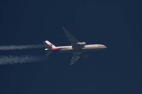 Một máy bay của hãng hàng không Malaysia Airlines. Ảnh: NBC News.