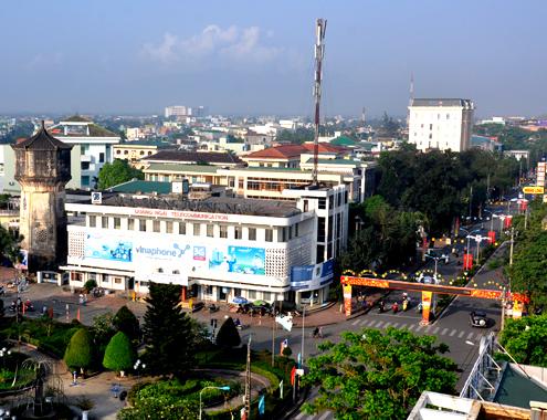 Quảng Ngãi mở rộng diện tích thành phố gấp 4 lần - VnExpress
