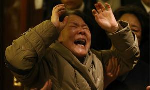 Thân nhân hành khách Trung Quốc coi Malaysia là 'kẻ sát nhân'