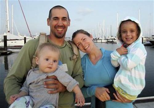 vợ chồng Charlotte và Eric Kaufman