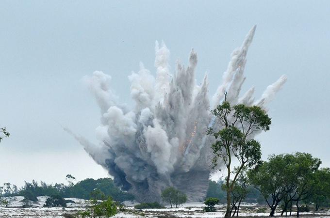 300 năm nữa Quảng Trị mới hết bom mìn