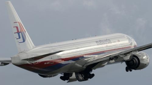 Bức ảnh của Lorenzo Giacobbo chụp chiếc Boeing 9M-MROvào ngày 30/1/2011 ở Rome. Ảnh: CNN