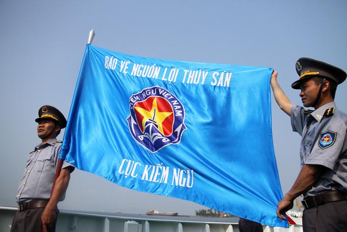 Việt Nam chính thức có lực lượng kiểm ngư