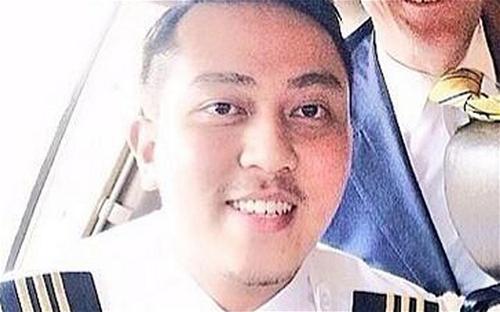 Fariq Abdul Hamid, cơ phó chuyến bayMH370. Ảnh: