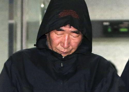 Ông Lee Joon-seok, thuyền trưởng phà Sewol. Ảnh: Reuters.