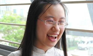 Nữ sinh nhận học bổng 320.000 USD của Harvard
