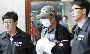 Hàn Quốc bắt ba người bị nghi hủy chứng cứ vụ chìm phà