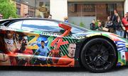 Lamborghini Aventador phiên bản bóng đá