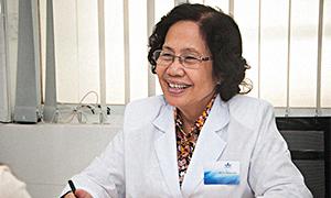 Giáo sư, bác sĩ Nguyễn Thị Ngọc Phượng