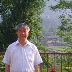 Học giả Trung Quốc Lý Lệnh Hoa, 66 tuổi, cựu nghiên cứu viên Trung tâm nghiên cứu Hải dương Quốc gia Trung Quốc . Ảnh: Blog.sina