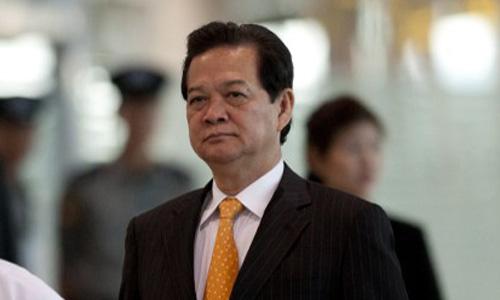 Thủ tướng Nguyễn Tấn Dũng dự Hội nghị cấp cao ASEAN lần thứ 24tại Naypyitaw, Myanmar. Ảnh