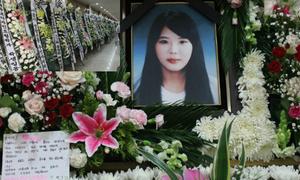 Cô gái cứu hành khách phà Sewol được phong anh hùng