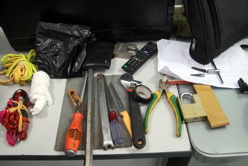 Những công cụ hành nghề của