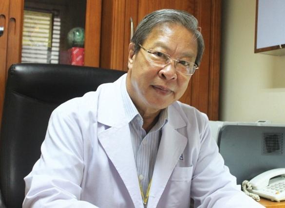 Giáo sư, Tiến sĩ Đặng Vạn Phước