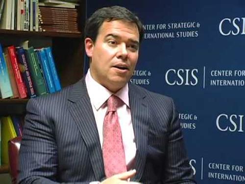 Chuyên gia hàng đầu về Đông Nam Á của Trung tâm Nghiên cứu Chiến lược và Quốc tế (CSIS), Ernest Bower. Ảnh: mfa.go.th