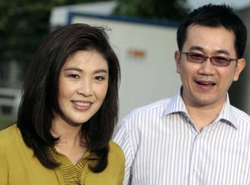 Bà đã kết hôn nhưng không đăng ký về mặt pháp luật, chồng bà là Anusorn Amornchat, Tổng giám đốc của M Link Asia Corporation PCL, tập đoàn hiện do chị gái bà sở hữu.