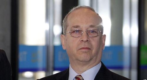 Trợ lý Ngoại trưởng Mỹ Daniel Russel. Ảnh: AP.