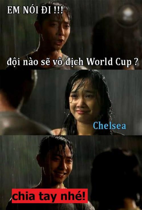 Gấu nào không biết gì vế World Cup thì phải chia tay ngay lập tức.