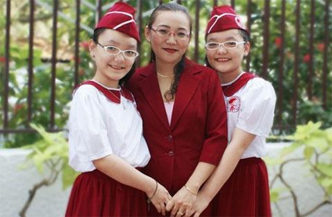Các phụ huynh đều hài lòng và yên tâm khi cho con theo học tại trường.