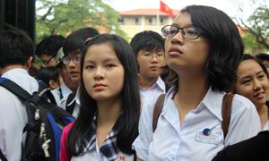 'Lòng yêu nước qua vấn đề Biển Đông' vào đề thi Văn lớp 10