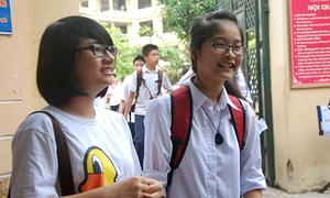 Hơn 70.000 học sinh thủ đô thi vào lớp 10