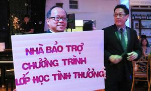 Việt kiều ở Mỹ gây quỹ cho trẻ em khuyết tật