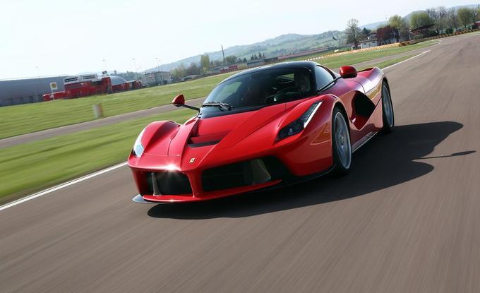 LaFerrari - siêu xe mạnh nhất của Ferrari