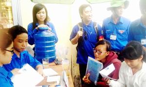 Hơn 10.000 suất cơm miễn phí cho sinh viên nghèo Trà Vinh