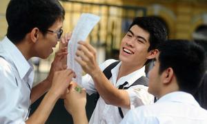 Hà Nội công bố điểm thi vào 10