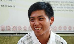 Thí sinh người Mông một mình đi tìm giấc mơ áo blouse trắng