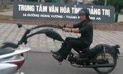 Những chiếc xe cực độc chỉ có ở Việt Nam