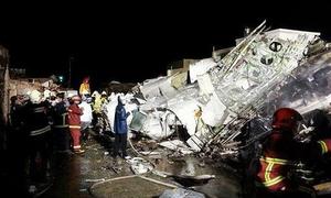 48 người chết trong vụ rơi máy bay ở Đài Loan