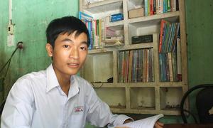 Thủ khoa Đại học Quy Nhơn: 'Học để thoát nghèo'