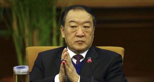Tô Vinh, Phó Chủ tịch Ủy ban chính hiệp Trung Quốc. Ảnh: Xinhua