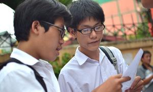 20 trường THPT tại Hà Nội bị phê bình vì tuyển quá chỉ tiêu
