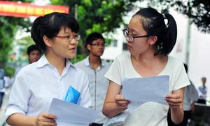 ĐH Sư phạm Hà Nội, ĐH Luật, Y Hải Phòng công bố điểm chuẩn