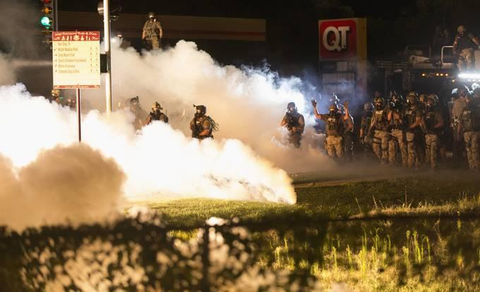 Bạo loạn ở Mỹ sau cái chết của một thiếu niên