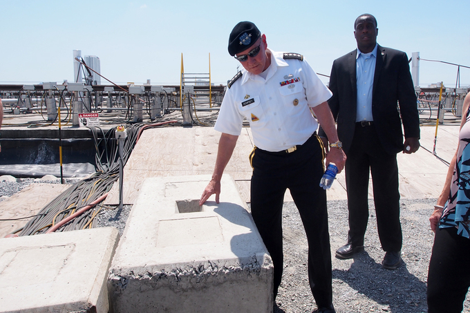 Tham mưu trưởng liên quân Mỹ thăm nơi xử lý dioxin ở Đà Nẵng