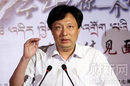Ông Huang Haitao. Ảnh: Caixin.