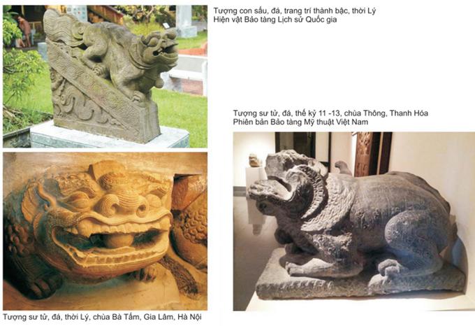 Mẫu linh vật của Việt Nam
