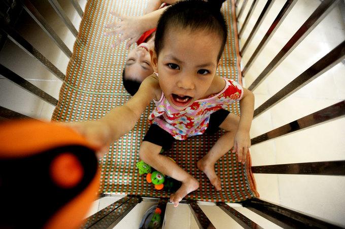 Cuộc sống mới của trẻ em chùa Bồ Đề