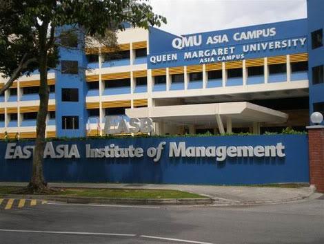 Học tại EASB - Singapore để lấy bằng Anh quốc với mức học bổng lên đến 70%.