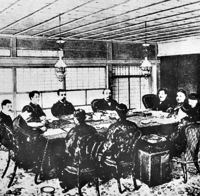 Chiến tranh Trung - Nhật 120 năm trước